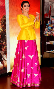 pink colour combination dresses colour of the day how to wear yellow this navratri rediff com get