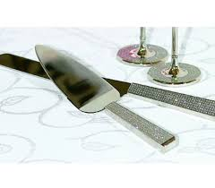 wedding cake knife and server set wedding cake knife with server set from beverly clark 71b