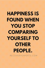 Loving Myself Quotes by Best 25 Stop Comparing Ideas Only On Pinterest Stop Worrying