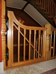 Stair Elements by Architectural Timber U0026 Millwork Inc Timber Stair Systems