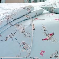 kas fragment blue bed linen loversiq