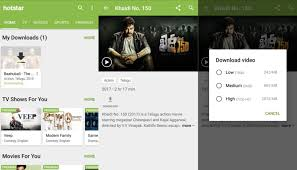 how to download and watch hotstar movies and tv shows offline