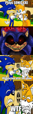 Sonic Exe Know Your Meme - sonic exe meme by blueblurapple on deviantart