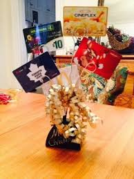 gift card tree ideas gift card wedding shower ideas