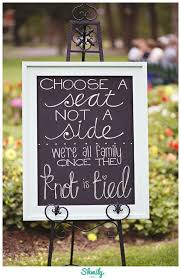 wedding signs diy 10 most diy wedding signs from weddingmix diy wedding