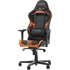 siege dxracer fauteuil gamer dxracer racing pro noir et orange fauteuilgamer