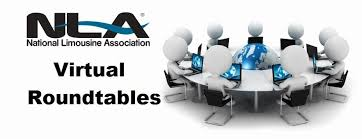 members of the round table national limousine association virtual roundtable