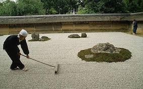 japanese zen garden pattern plan on or rock wikipedia 1