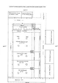 shed layout plans model layouts of dairy farms of various sizes from dairy farm guide