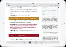 how to use the jw library app part 5 notes and backup appchasers