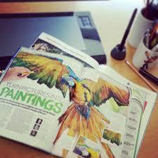 the latest photoshop creative magazine is now on sale photoshop