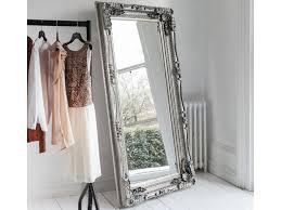 Bathrooms Design Black Framed Mirror Decorative Mirrors