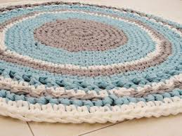 Crochet Bathroom Rug by Small Round Rugs For Nursery Attractive Round Nursery Rugs