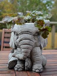elephant pot planter onefold uk