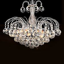 Crystal Sphere Chandelier 10 Stunning Crystal Chandelier Lights Oh My Creative