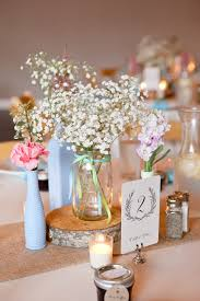 baby breath centerpieces vintage rustic wood babys breath centerpieces let s get started