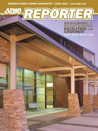 apwa reporter april 2011 issue by american public works