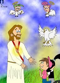 christian fairly odd parents by bb k on deviantart