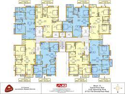 Serenity Floor Plan Block D Ground Floor Plan