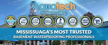Basement Leak Repair Toronto Basement Waterproofing Mississauga 416 300 2191 Aquatech
