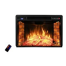 Fireplace Electric Heater Top 5 Best Electric Fireplace Insert Reviews 2018