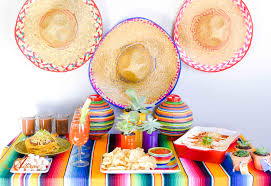 easy chicken enchiladas plus mexican fiesta tablescape an alli event