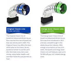 quiet cool attic fan quiet cool fans steve carter electric