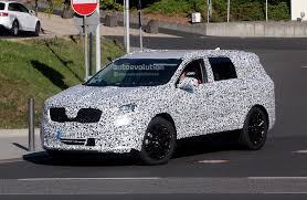 suv kia 2016 spyshots 2016 kia sorento third generation suv first photos