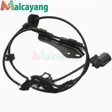 toyota corolla abs light on aliexpress com buy 1pc abs sensor rear left 89516 02121