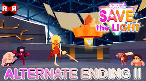 save the light game steven universe save the light alternate ending 2 walkthrough