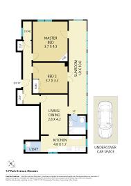 Grandeur 8 Floor Plan by 1 7 Park Avenue Mosman Nsw 2088