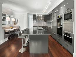 kitchen steel table outstanding basement kitchen ideas with