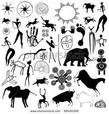 african cave art stock images royalty free images u0026 vectors
