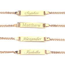 baby gold bracelet with name 35 gold bracelet baby bracelet baby bracelet