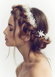 hair accessories for wedding beauty the prettiest hair accessories by bea
