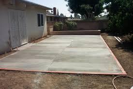 diy concrete patio ideas outdoor u0026 patio awesome concrete patios ideas for your outdoor