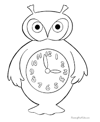 free printable preschool coloring pic photo free coloring pages