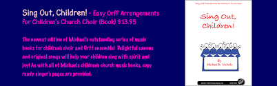 children s orff for church from beatin path publications