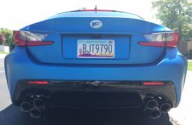 lexus rc f exhaust pics of your rc f right now page 16 clublexus lexus forum