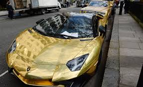 lamborghini gold car mysterious singaporean gold plated supercar owner revealed