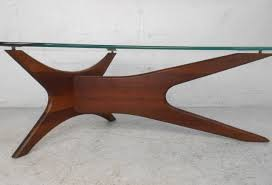 Unique Wooden Coffee Table Furniture Kidney Shaped Coffee Table Designs Dark Brown Unique