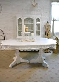 Dining Tables And Chairs Ebay Furniture Fascinating Shabby Chic Dining Table And 6 Chairs Ebay
