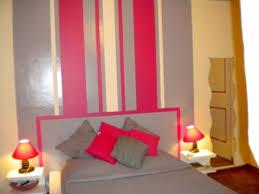 decoration peinture pour chambre adulte stunning peinture chambre gris et fushia ideas amazing house