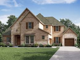 Homes F by The Chopin Model U2013 4br 4 5ba Homes For Sale In Keller Tx