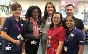 st george s renal team improves outcomes for adults on