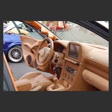 Brown Car Interior Car Interiors 20 Pics