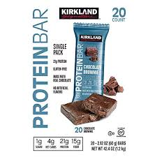 kirkland light beer carbs protein bar kirkland signature delicious energy variety total 20