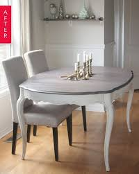 Queen Anne Dining Room Furniture by Before U0026 After A Dining Table That U0027s Worth The Work Apartment