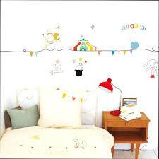frise chambre bébé intacrieur de la maison autocollant chambre fille stickers enfant
