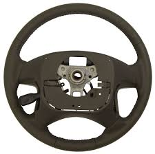 2007 11 toyota camry steering wheel ash brown leather new complete